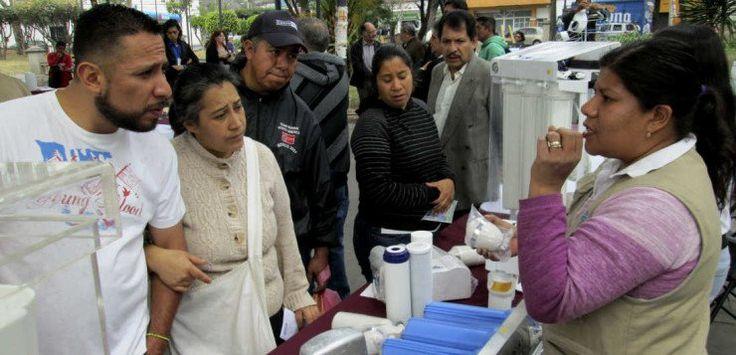 Azcapotzalco a la vanguardia en alternativas para el ahorro del agua