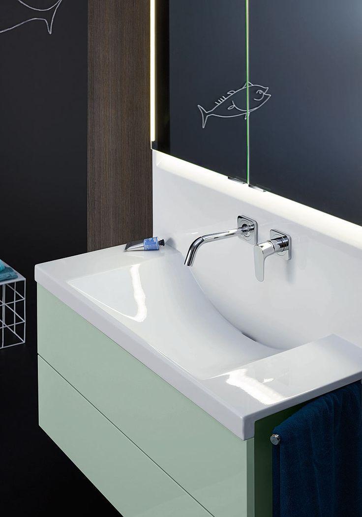 Las 25 mejores ideas sobre aubade salle de bain en pinterest aubade mobalpa salle de bain y - Wastafel een poser duravit ...