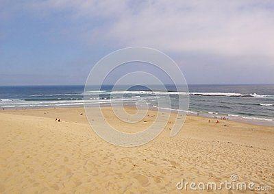 Sardinia Bay Beach in Port Elizabeth on Wild Coast, South Africa