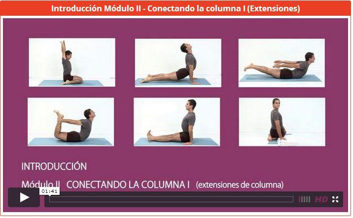 este es el modulo 2 donde aprendes nuevas y mejores postura