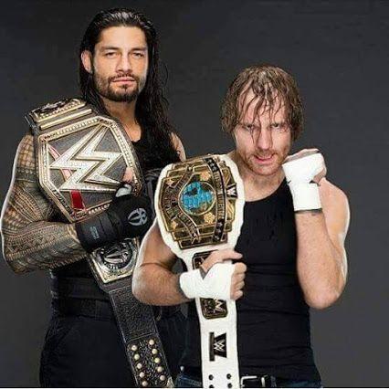 WWE World Heavyweight Champion & Intercontinental Champion - December 2015