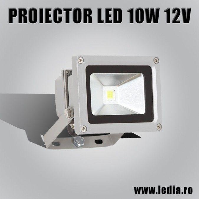 PROIECTOR LED 10W 12V