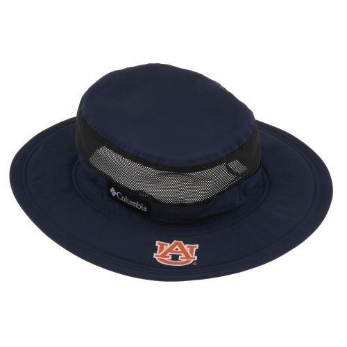 Columbia Sportswear Bora Bora Booney Ii Sun Hats: *RARE* Auburn Columbia Bora Booney II Lightweight Wide