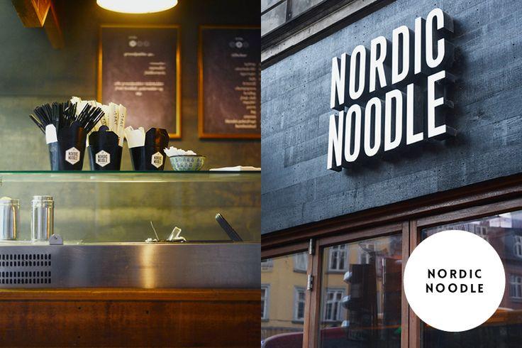 Nordic Noodle  Adresse: Nørrebrogade 29, 2200 Kopenhagen Öffnungzeiten: Mo-Do von 12-22 Uhr, Fr-Sa von 12-00 Uhr, So, von 12-22 Uhr