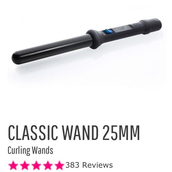 NuMe Curling wand 25 MM BRAND NEW IN BOX NuMe curling wand 25mm. Comes with heat protectant glove. Retail $139. NuMe Makeup Brushes & Tools