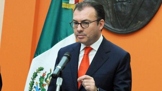 Luis Videgaray, en la lista de los 100 Pensadores Globales