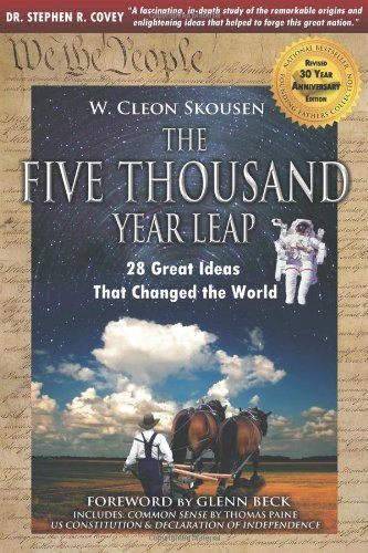 The Five Thousand Year Leap: 28 Great Ideas That Changed the World (Revised 30 Year Anniversary Edition) by W. Cleon Skousen http://smile.amazon.com/dp/0981559662/ref=cm_sw_r_pi_dp_EZmDub0ZVSZD8