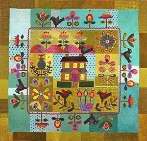 20 best Sue Spargo Magnolia images on Pinterest | Felt applique ... : magnolia quilt pattern - Adamdwight.com