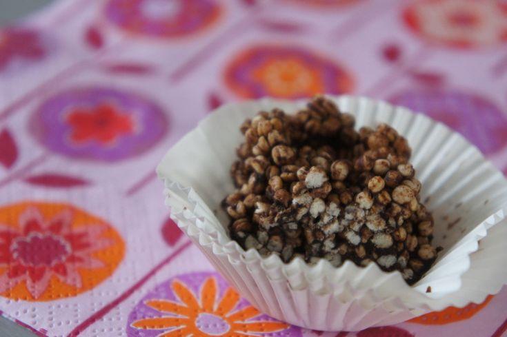 Dit recept is echt heel simpel, maar ontzettend lekker, en is ook nog eens erg gezond! Het recept bevat geen suiker, geen zuivel / lactose, geen tarwe of g