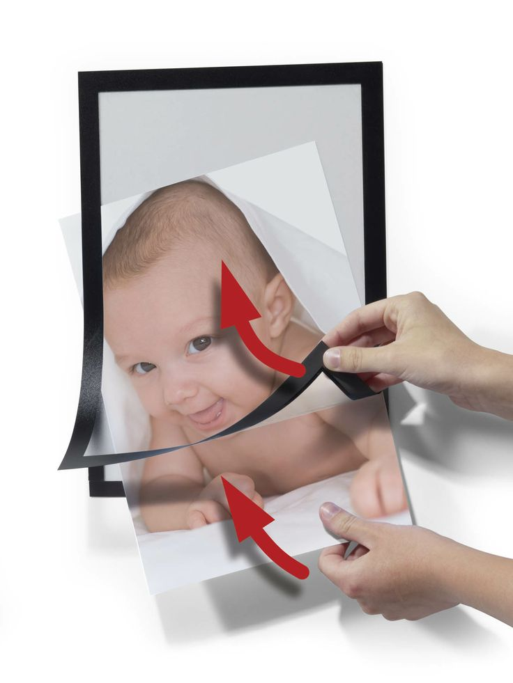 Display your favourite photographs in the new FOTOFRAME range from DURABLE. A self adhesive backing means that you can apply FOTOFRAME to any smooth surface and the magnetic frame ensures pictures can be inserted and replaced with ease and minimal damage. Available in a range of sizes and two colour options, Black and Silver.