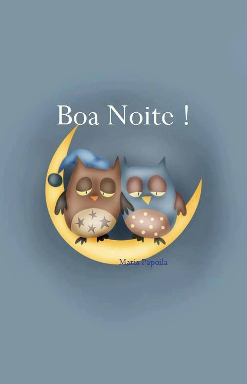 Boa noite / Good Night