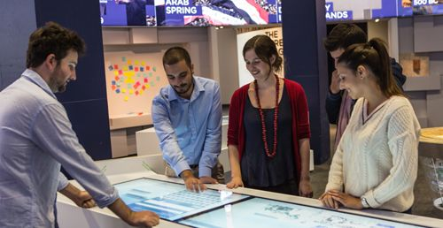 Start a conversation!  Our interactive and immersive exhibitions are designed to explore the evolution and future of democracy, while evoking new national conversation about what Australian democracy could look like and mean to each of us.  Stand on the site where young miners bravely stood up for their rights, and contemplate your future role and direction!