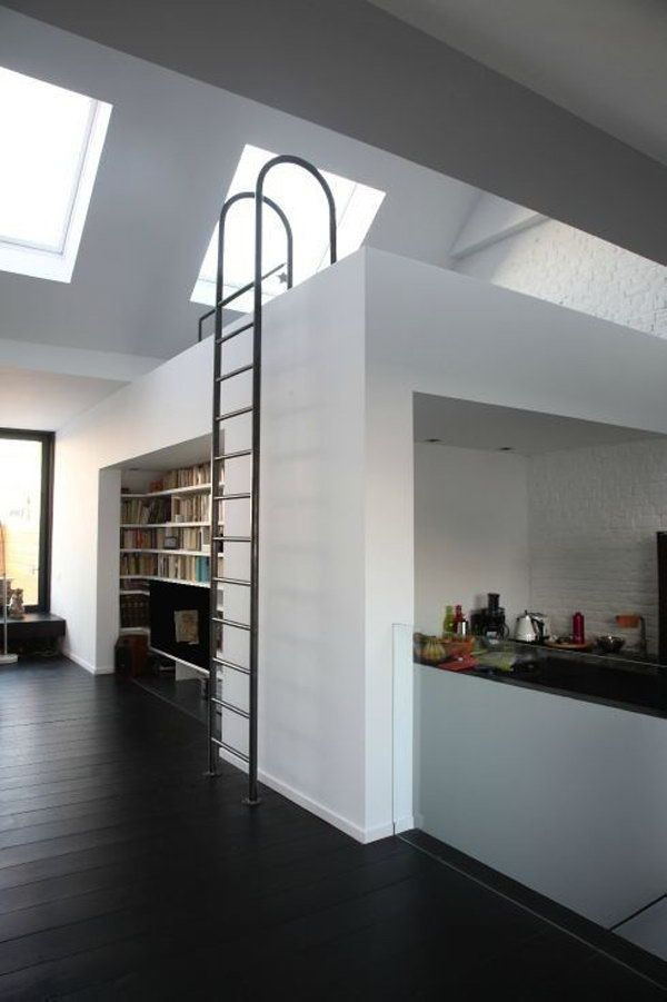 32 Cool Loft Beds for Small Rooms