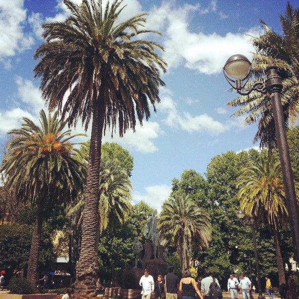Plaza de Armas #Temuco