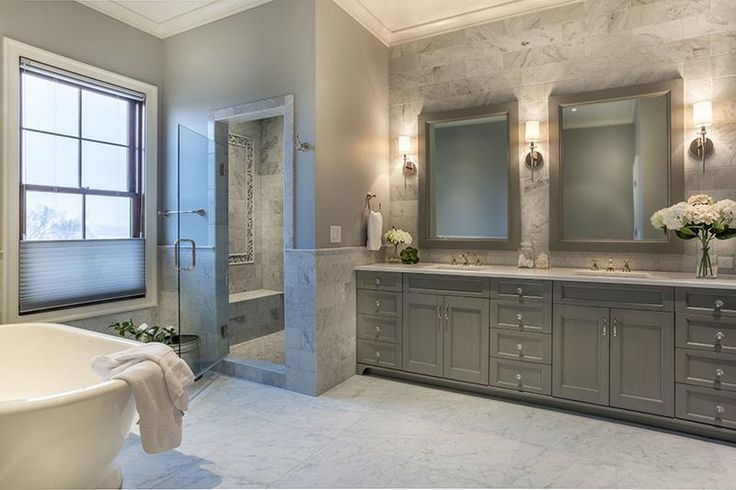 20 Stunning Large Master Bathroom Design Ideas - Page 3 of 4