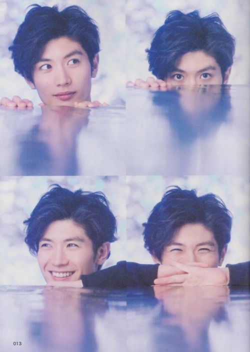 MIURA HARUMA || tumblr | vee michaelis | Awesome magazine | cr: shionshion