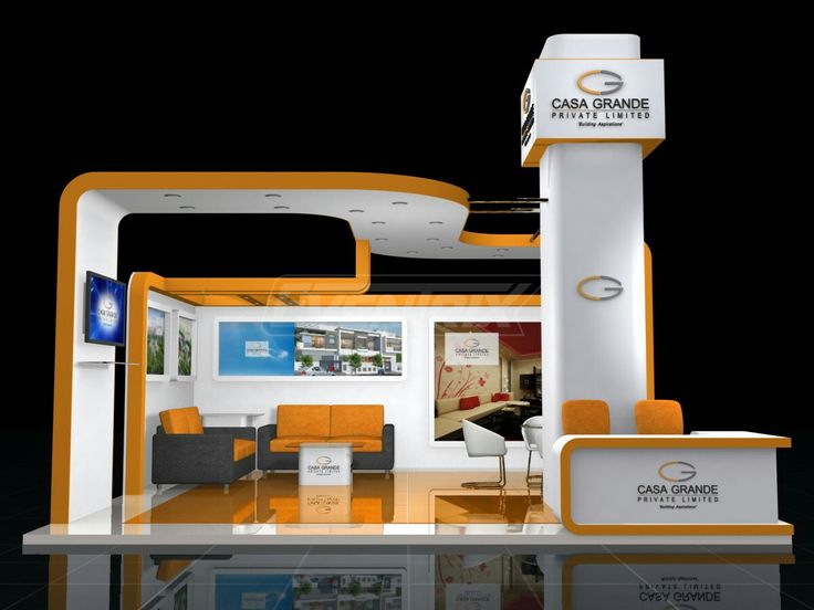 Spectacular D Exhibition Stall Design