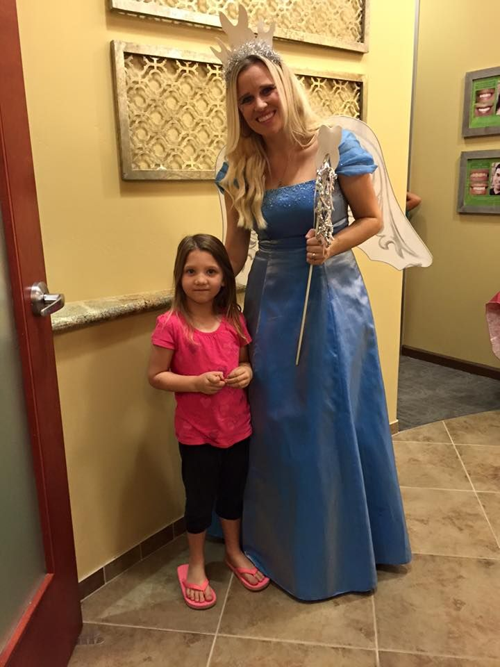 We had a successful Halloween Candy Buy-back event in 2015- thank you for coming and supporting the troops! We even had the toothfairy stop by!