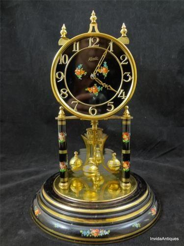 fossil machine 3hand date leather watch anniversary clockglass - Anniversary Clock