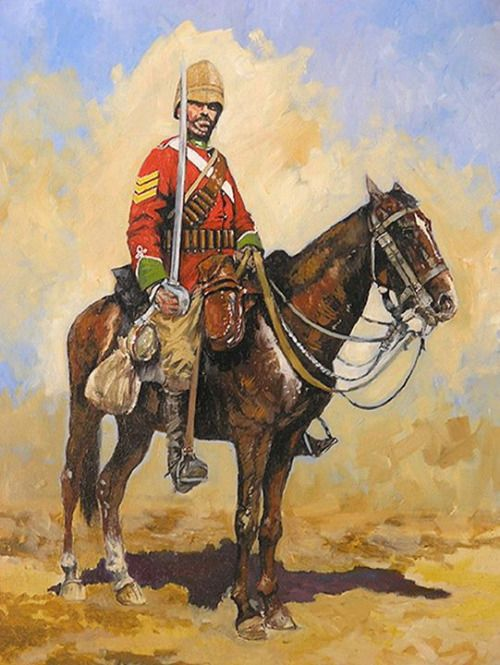 British Mounted Infantry, Anglo-Zulu War of 1879