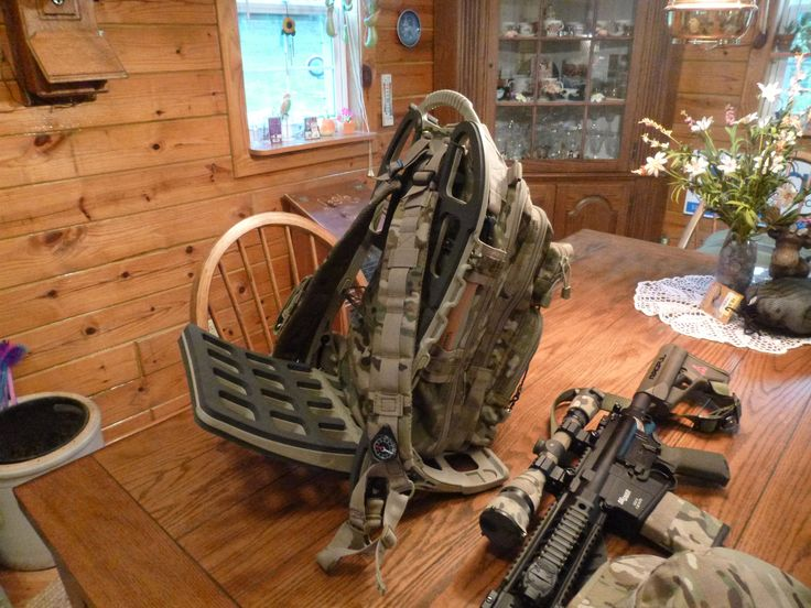 Old Fashioned Frame Packs For Hunting Sketch - Ideas de Marcos ...