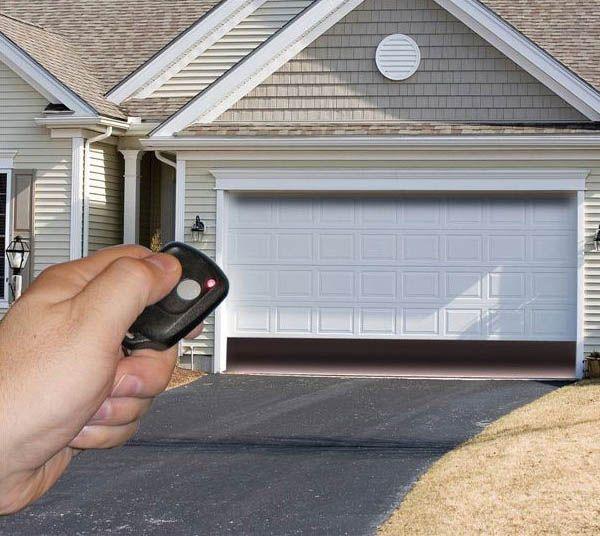 Remote Controlled Garage Door Garage Door Remote Garage Door