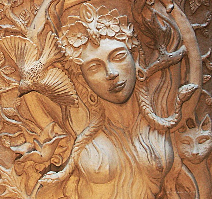 The Great Mother Tara - Laurel Marie Hagner's Sacred Art Greeting Cards by Glassometry on Etsy