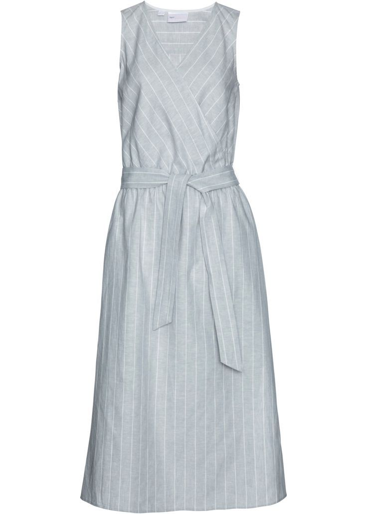Premium Leinen-Kleid – bonprix