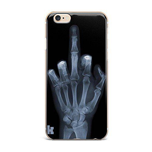 FS-ART iPhone 6S ケース iPhone 6 ケース TPU 面白い 超薄型耐衝撃 最軽量 一体型 耐久性が高い TPU 透明 カバー