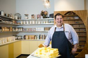 FIELD, BARNS & CO - south melb market  This wholesome Market larder sells everything for the home cook's pantry. From bags of flour to freshly churned butter, ...