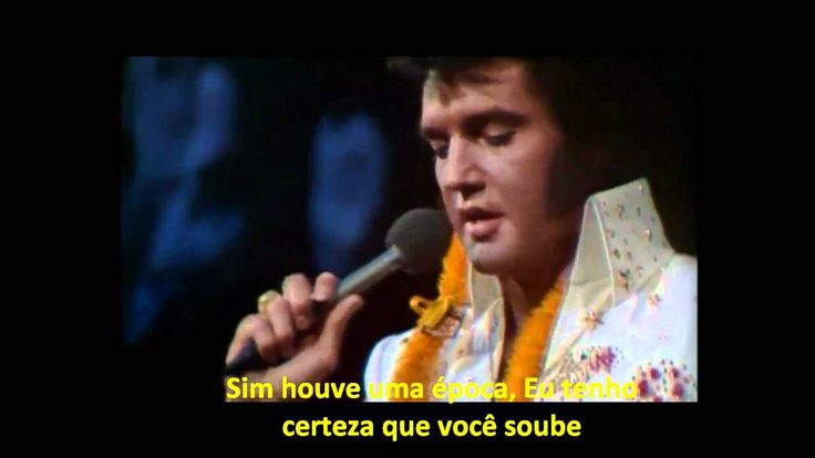 Elvis Presley - My Way (Legendado)