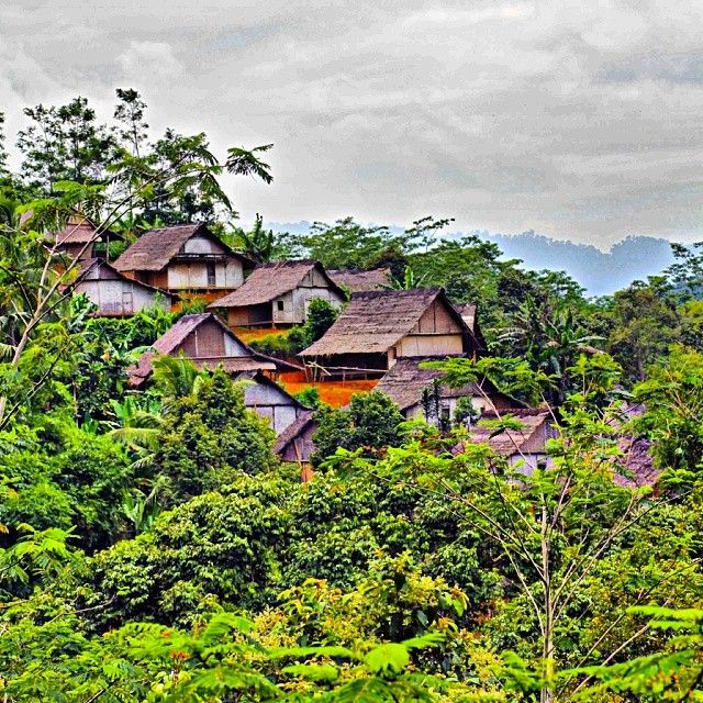Welcome to Baduy The hidden village