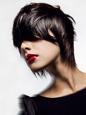 how make a hair style 168 best hairstyles images on 3678 | 97a14ba17f2e9e3678ed458f1d67da90 choppy hairstyles haircuts for fine hair