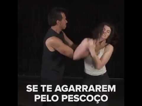 auto defesa feminina - women self defense