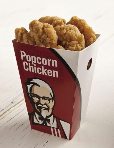 taco bell kfc popcorn chicken | Burger King, Chick-fil-A ...