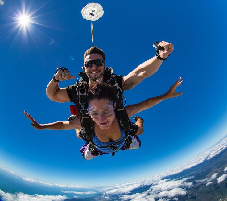 Adrenaline Rush: Book your next epic adventure with Skydive Australia. #SkydiveAustralia #tandemskydiving #adrenaline #adventure