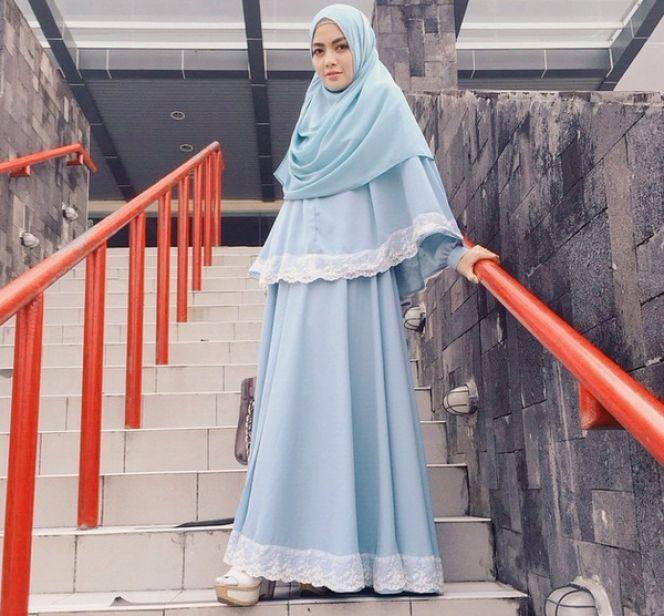 Koleksi Model Baju Muslim Modis untuk Lebaran