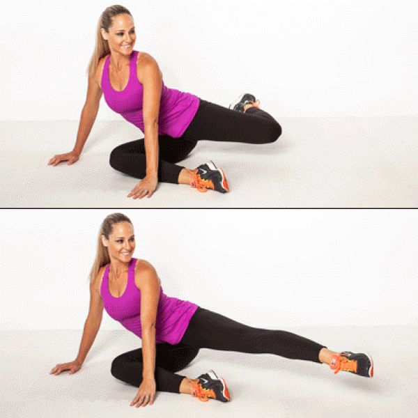 d634fe5736b World S Toughest Work Pants.Mermaid Side Kick This Exercise May Look ...