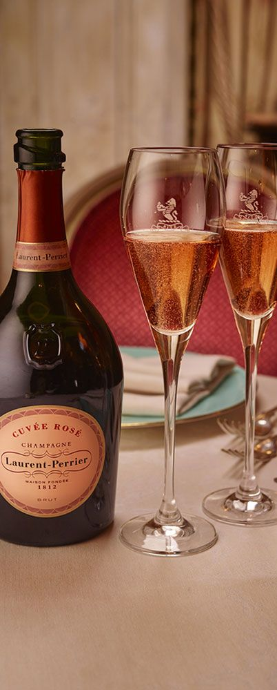 Source: Win a luxury break with Champagne Laurent-Perrier