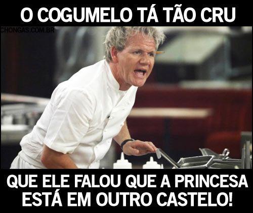 Ramsay delicado!