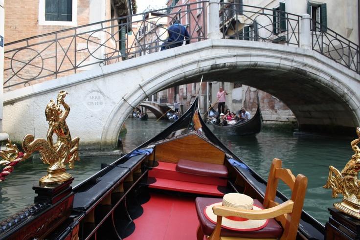 Gondola ride in Venice (Venezia) SA Fashion Girl: travel