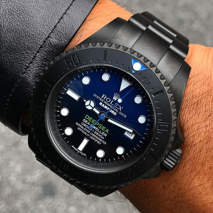 """3,414 Likes, 40 Comments - BAMFORD WATCHES USA  (@bamfordwatches) on Instagram: """"New Arrival #USA  Stock Our #Bamford Super Matte Black MGTC (Military Grade Titanium Coating)…"""""""