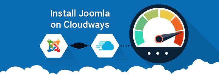 Host #Joomla on optimized Joomla #hosting from #Cloudways.