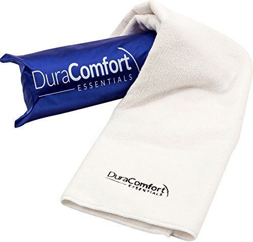 DuraComfort Microfiber Hair Towel  Drastically Reduce Hair Drying Time OR 100 RISK FREE Money Back Guarantee  Super Absorbent Large 41x19 inches *** You can get more details by clicking on the image.Note:It is affiliate link to Amazon.