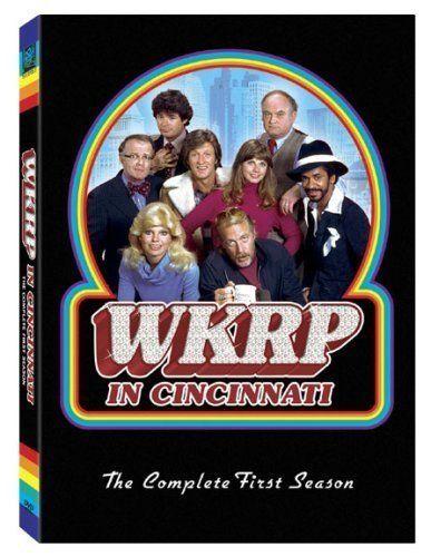 WKRP in Cincinnati - loved me some Venus Flytrap