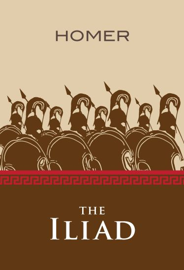 a literary analysis of the greek trojan war in the iliad by homer The iliad is an epic poem and part of the ancient greek oral tradition homer's audience was an illiterate culture, and homer himself was most likely illiterate many critics believe that the.