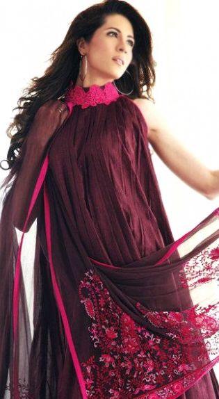 Pakistani Fashion trends 2012