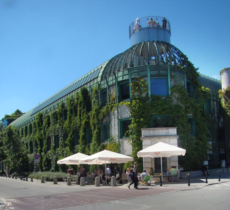Warsaw | File:Warsaw University Library 2010 07.jpg - Wikimedia Commons