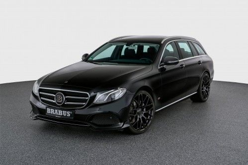 Brabus turns its attention to the Mercedes-Benz E-Class Estate