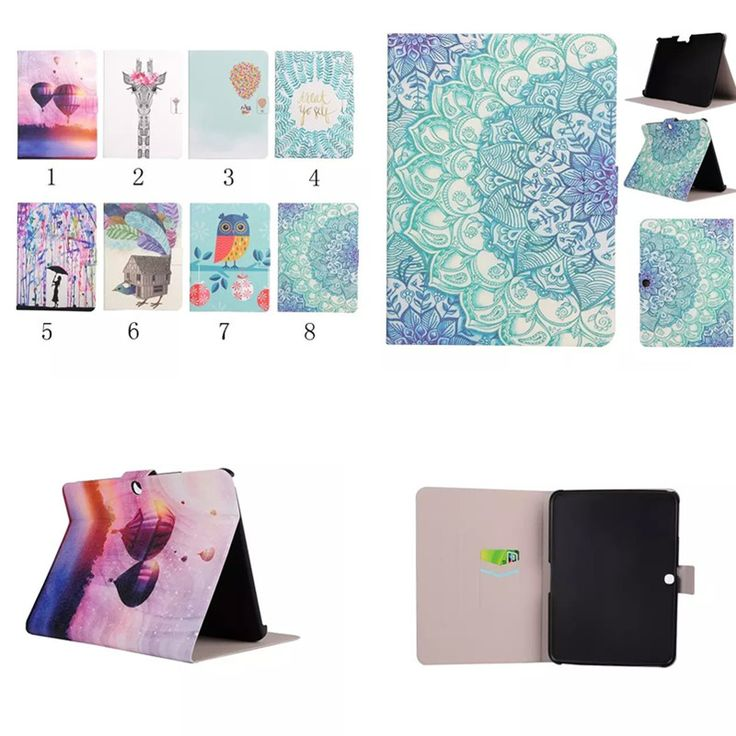 XX Stained Case For galaxy tab3 10.1 New Arrival Color Mix PU Leather Flip case Stand Cover For samsung tab 3 10.1 P5200 P5210 #jewelry, #women, #men, #hats, #watches, #belts, #fashion